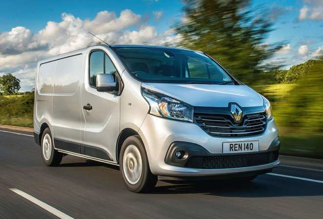 49 Gallery of 2019 Renault Trafic Engine by 2019 Renault Trafic