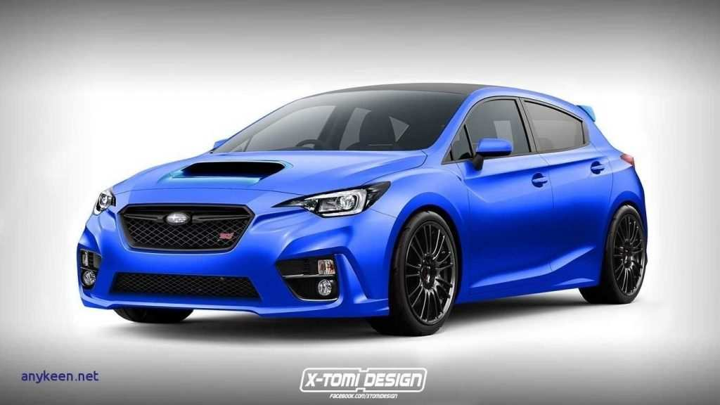49 Gallery of 2019 Subaru Wrx Hatchback Redesign by 2019 Subaru Wrx Hatchback