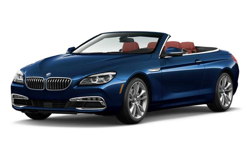 49 Gallery of 2020 Bmw 6 Series Convertible Overview for 2020 Bmw 6 Series Convertible