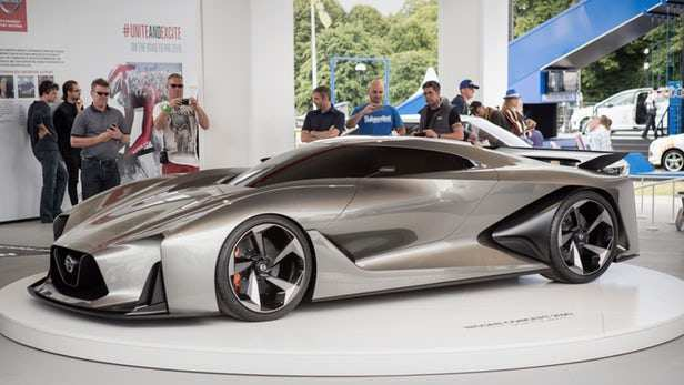 49 Gallery of 2020 Nissan Vision Gran Turismo Interior for 2020 Nissan Vision Gran Turismo