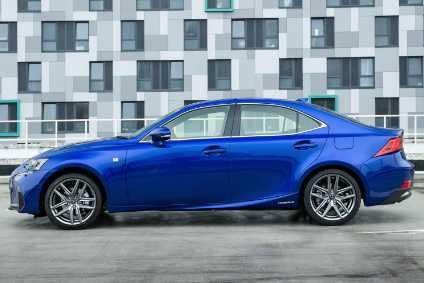 49 Gallery of Lexus Is300H 2020 Redesign by Lexus Is300H 2020