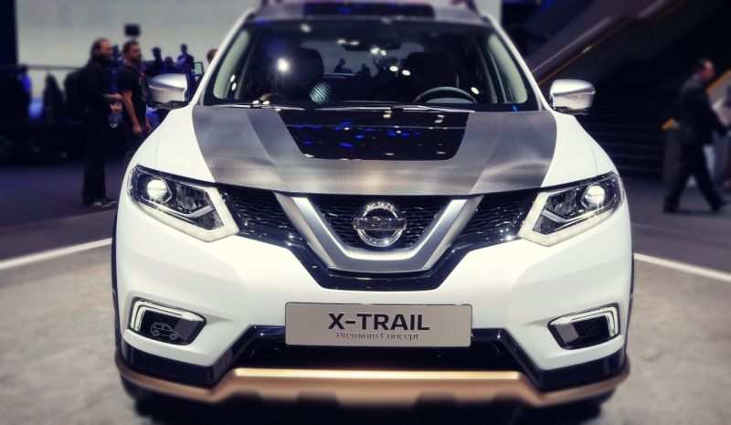 49 Gallery of Nissan X Trail 2020 Price with Nissan X Trail 2020