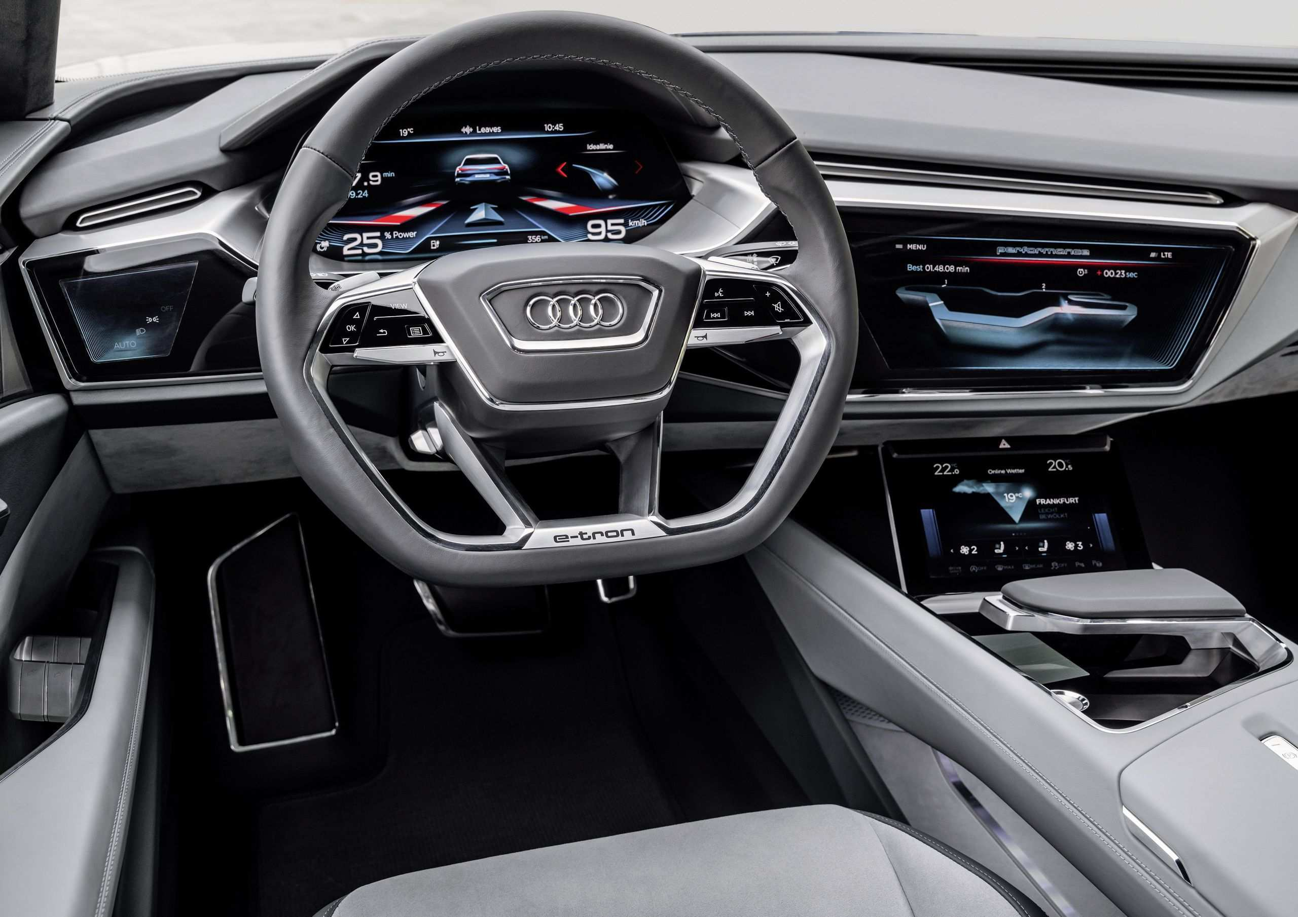 49 Great 2019 Audi E Tron Quattro First Drive with 2019 Audi E Tron Quattro