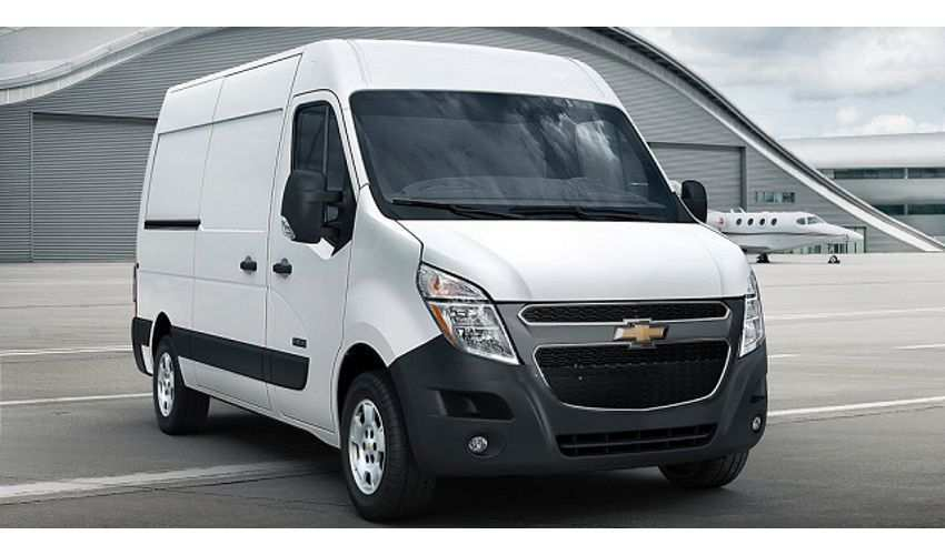 49 Great 2019 Chevrolet Express Van Speed Test by 2019 Chevrolet Express Van