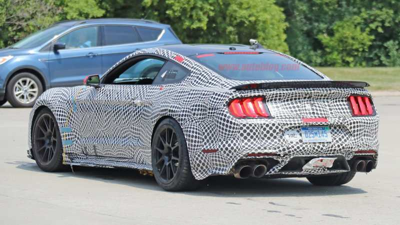 49 Great 2019 Ford 500 Spy Shoot for 2019 Ford 500