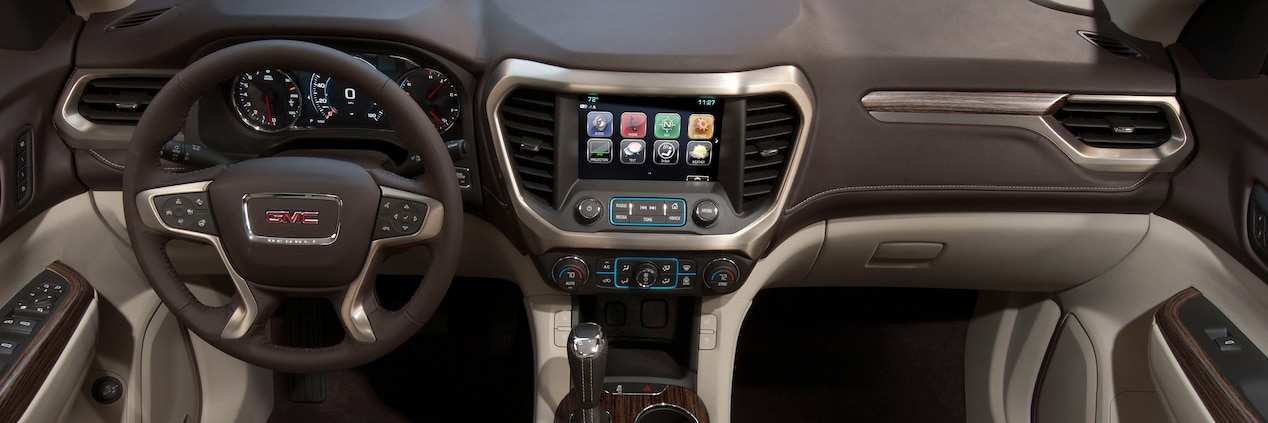 49 Great 2019 Gmc Interior Release for 2019 Gmc Interior