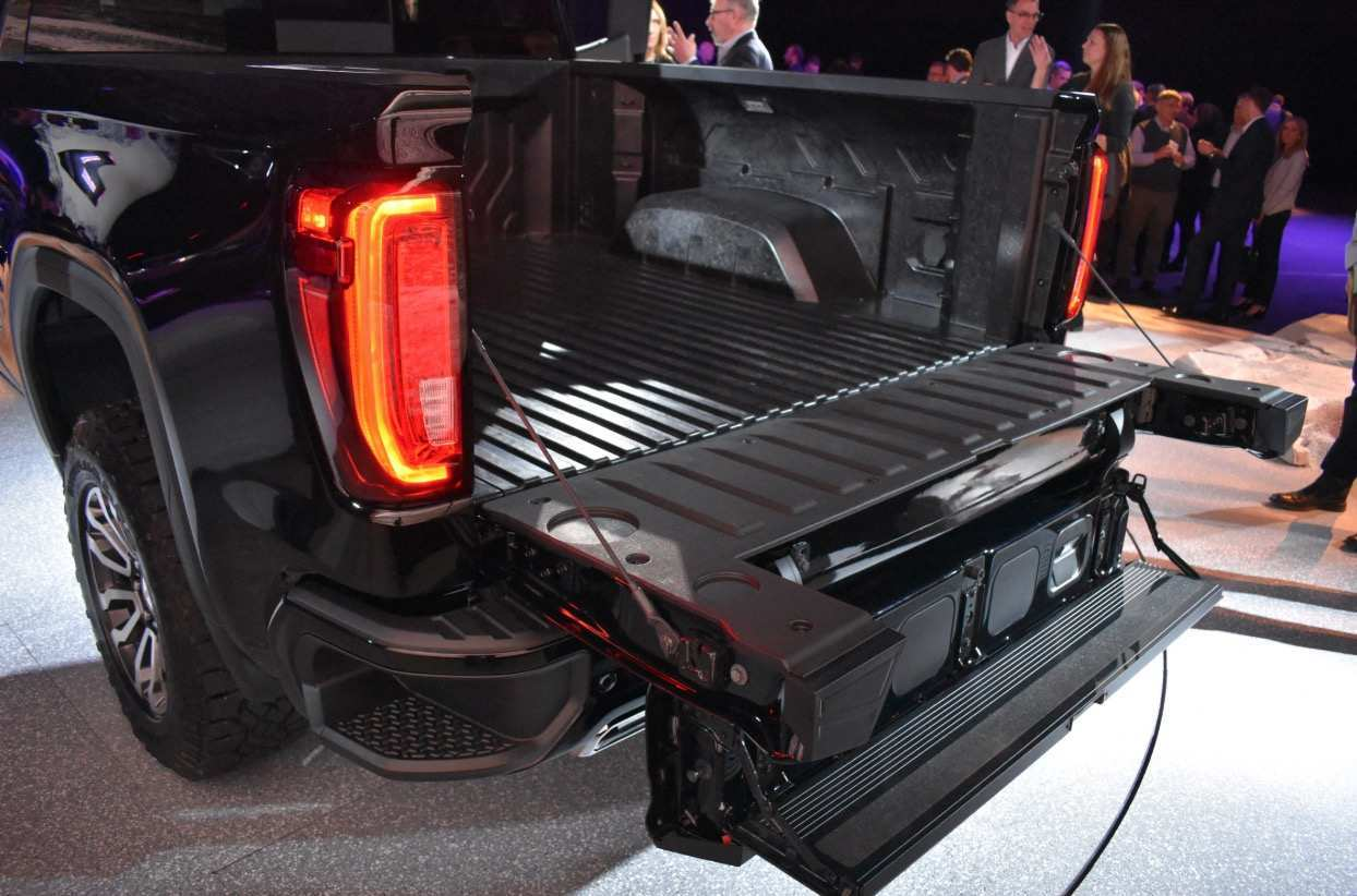 49 Great 2019 Gmc Pickup Tailgate Redesign for 2019 Gmc Pickup Tailgate