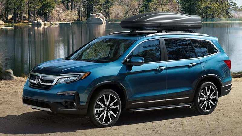49 Great 2019 Honda Pilot Rumors with 2019 Honda Pilot