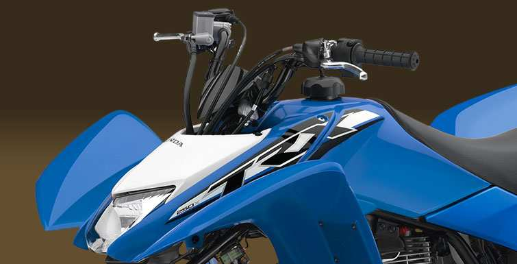 49 Great 2019 Honda Trx250X Interior by 2019 Honda Trx250X