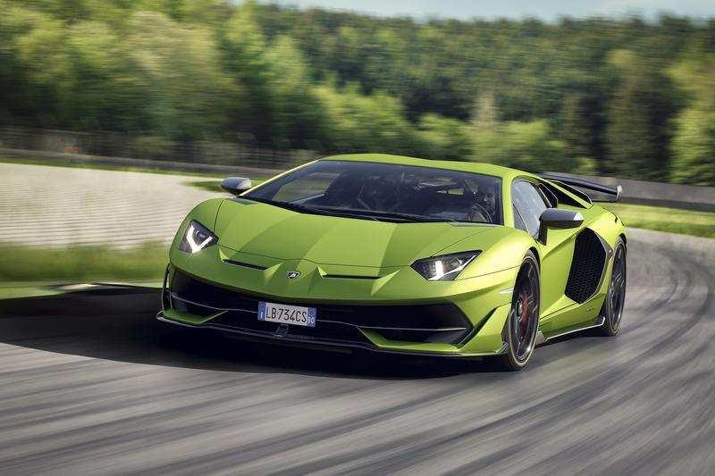 49 Great 2019 Lamborghini Horsepower Spy Shoot with 2019 Lamborghini Horsepower