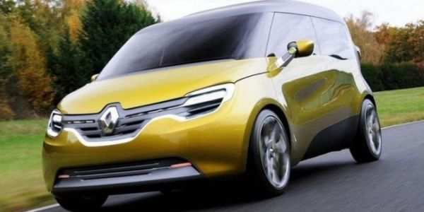 49 Great 2019 Renault Kangoo Redesign with 2019 Renault Kangoo