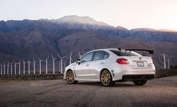 49 Great 2019 Subaru Sti Ra Concept by 2019 Subaru Sti Ra