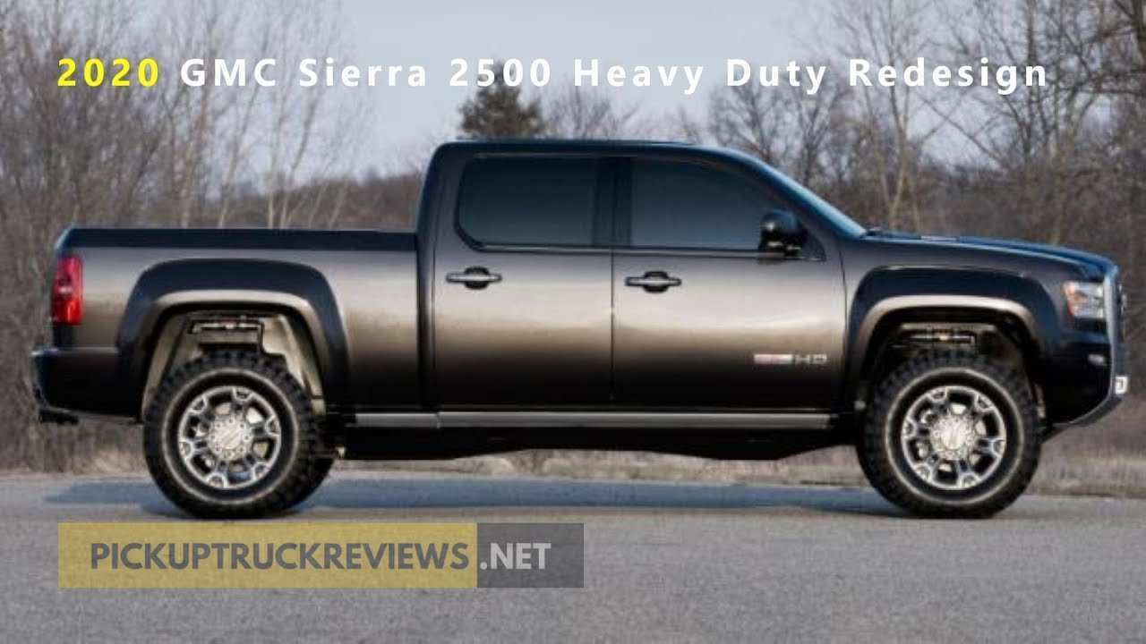 49 Great 2020 Gmc Pickup Truck Exterior for 2020 Gmc Pickup Truck