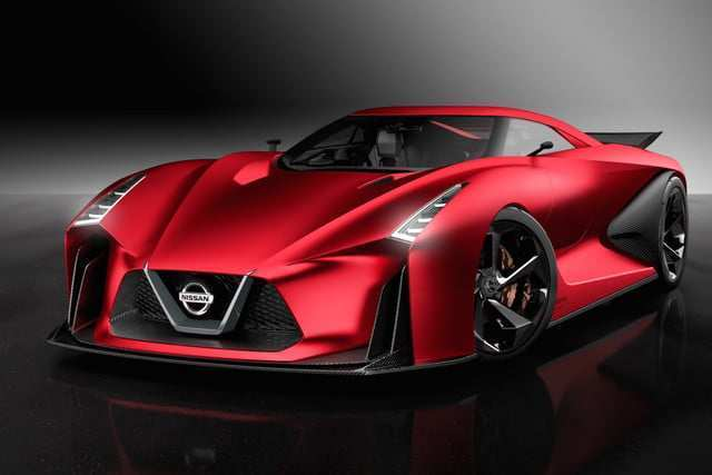 49 Great 2020 Nissan Vision Gran Turismo New Concept for 2020 Nissan Vision Gran Turismo