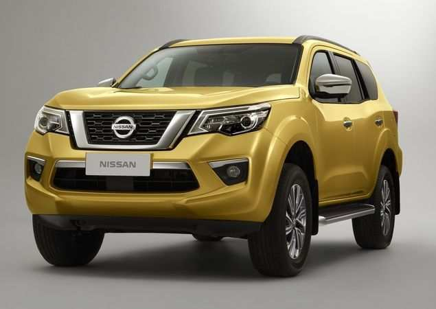 49 Great Nissan 4X4 2019 Photos by Nissan 4X4 2019