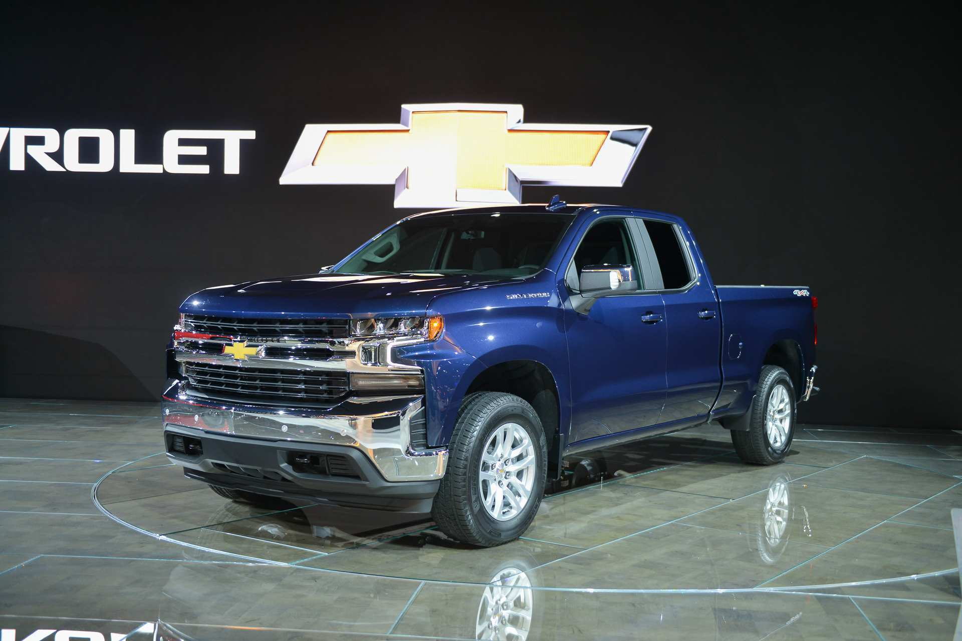 49 New 2019 Chevrolet Pickup First Drive by 2019 Chevrolet Pickup
