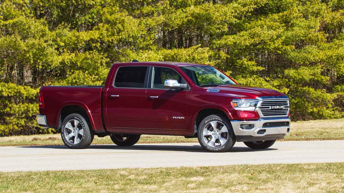 49 New 2019 Dodge Laramie History for 2019 Dodge Laramie