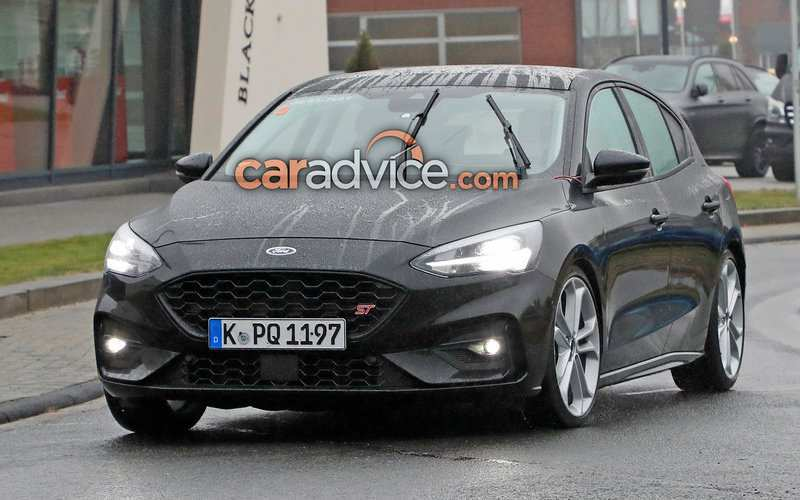 49 New 2019 Ford Focus Sedan 2 Exterior by 2019 Ford Focus Sedan 2