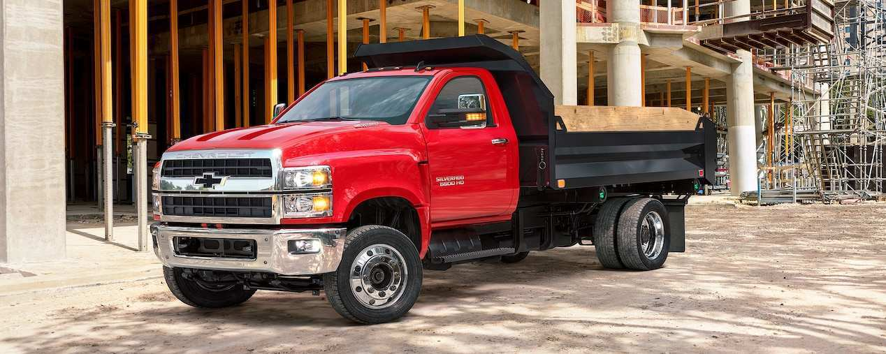 49 New 2019 Gmc 6500 Specs Exterior with 2019 Gmc 6500 Specs