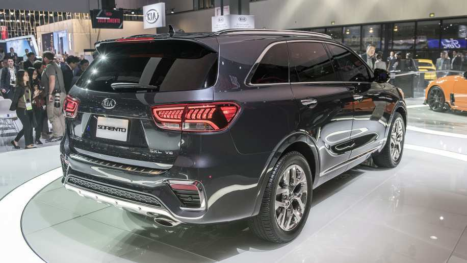 49 New 2019 Kia Sorento Release Date Wallpaper with 2019 Kia Sorento Release Date