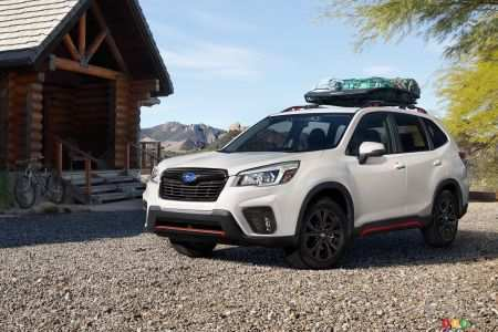 49 New 2019 Subaru News Redesign for 2019 Subaru News