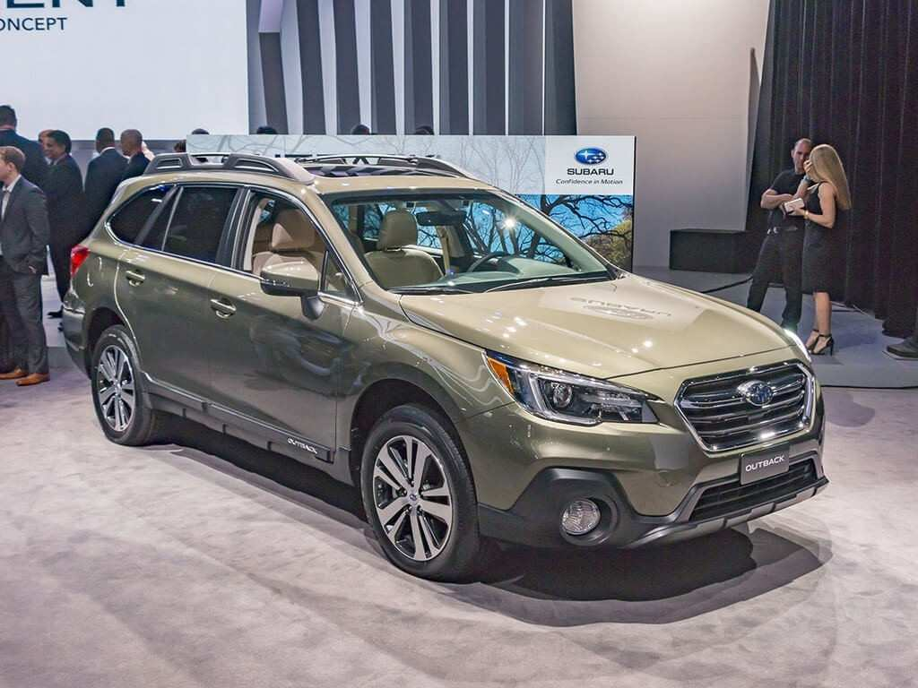 49 New 2019 Subaru Outback Redesign Interior for 2019 Subaru Outback Redesign