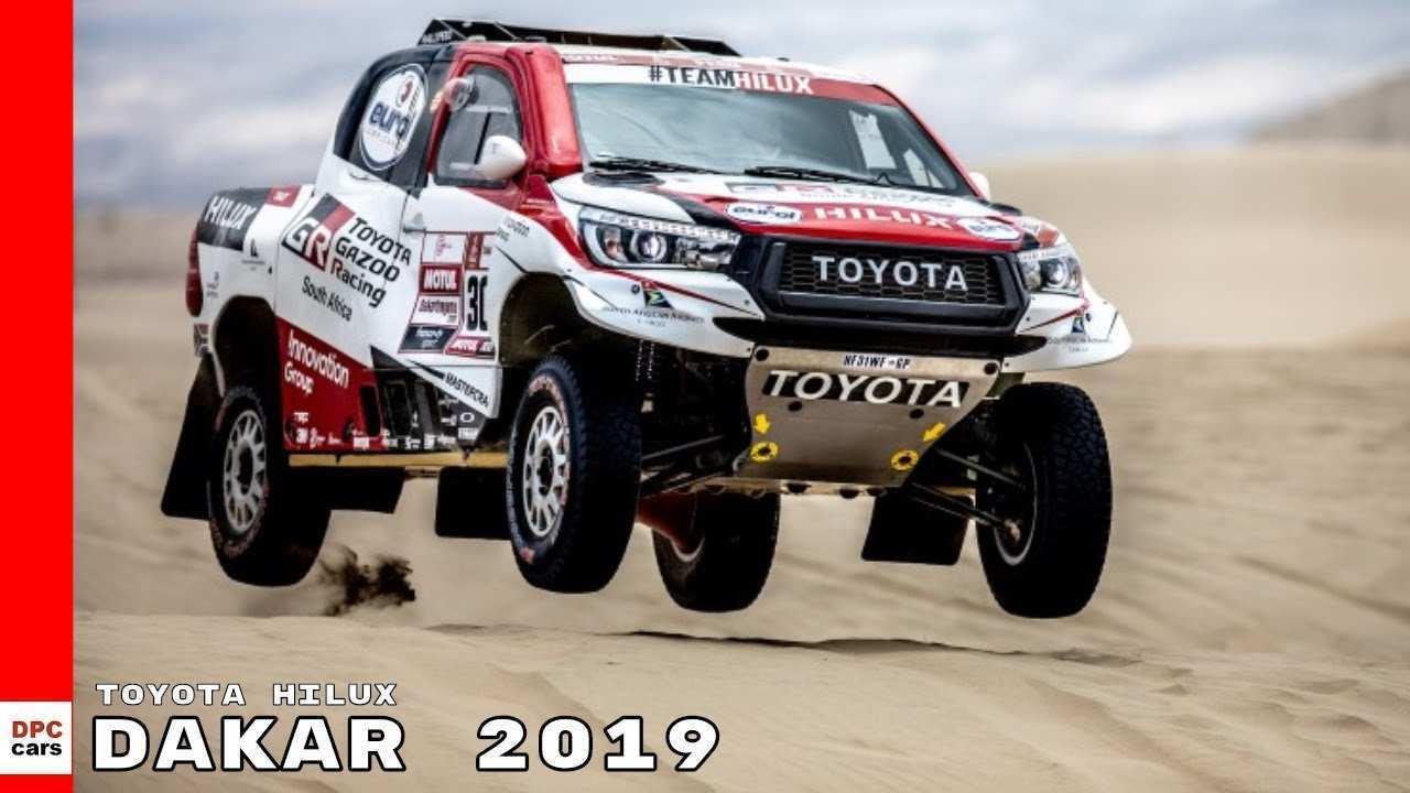 49 New 2019 Toyota Dakar Pricing for 2019 Toyota Dakar