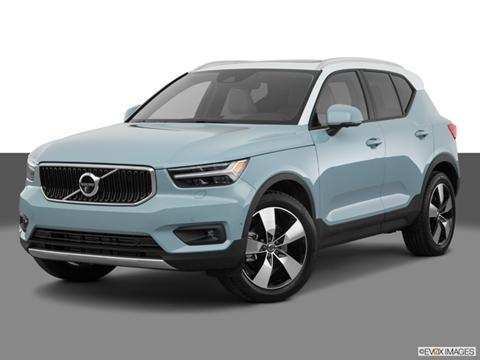 49 New 2019 Volvo 40 First Drive for 2019 Volvo 40
