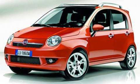 49 New 2020 Fiat Panda Exterior and Interior by 2020 Fiat Panda