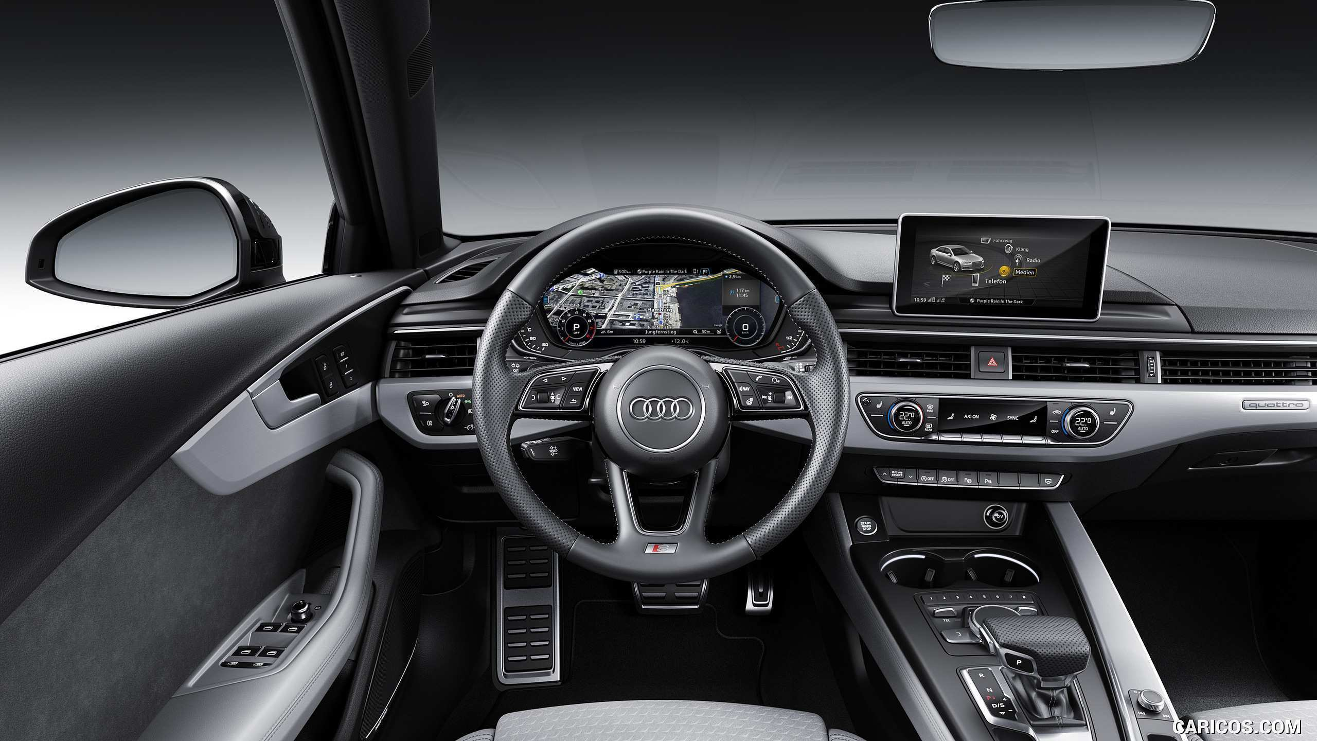 49 The 2019 Audi A4 Interior Picture with 2019 Audi A4 Interior
