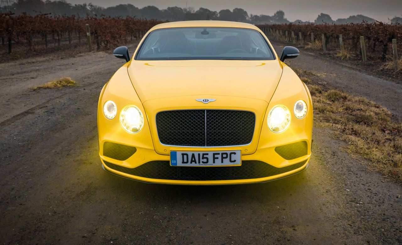 49 The 2019 Bentley Gt V8 Redesign with 2019 Bentley Gt V8