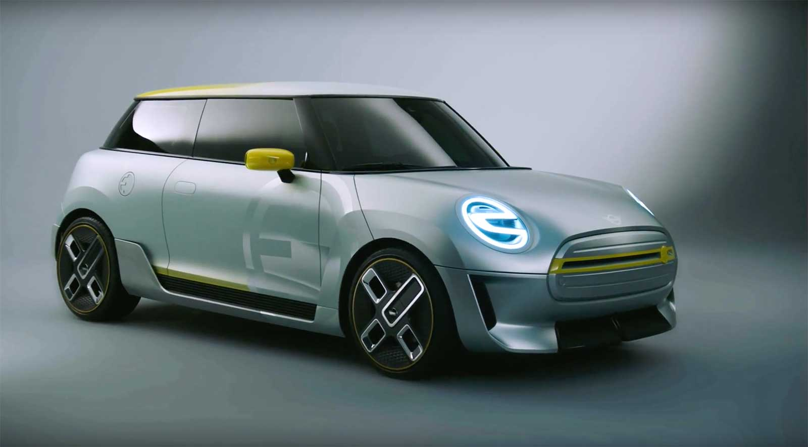 49 The 2019 Electric Mini Cooper Redesign and Concept with 2019 Electric Mini Cooper