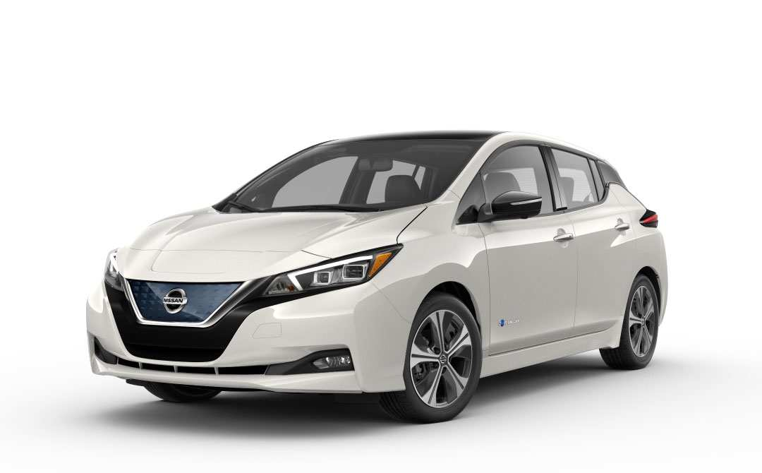 49 The 2019 Nissan Electric Car Style for 2019 Nissan Electric Car