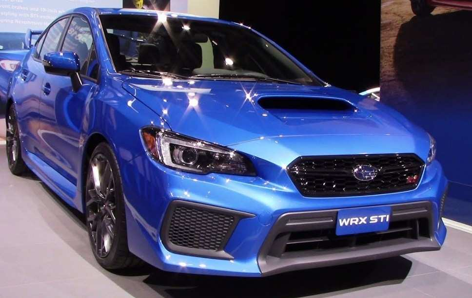 49 The 2019 Subaru Sti Ra Review by 2019 Subaru Sti Ra