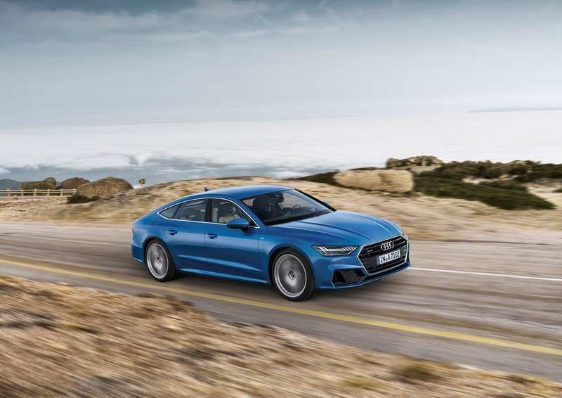 50 All New 2019 Audi A7 Frankfurt Auto Show Pictures by 2019 Audi A7 Frankfurt Auto Show