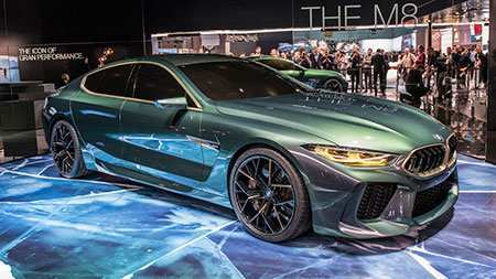 50 All New 2019 Bmw 8 Series Release Date Pricing by 2019 Bmw 8 Series Release Date