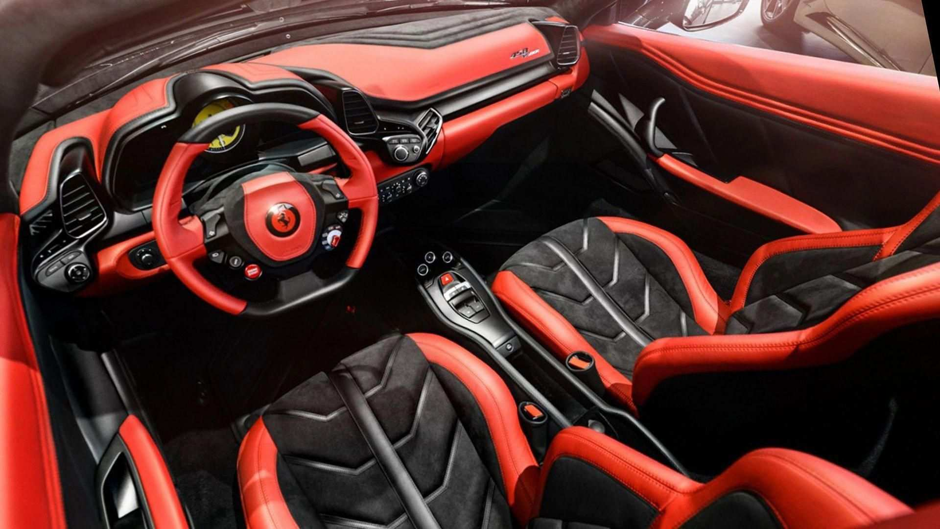 50 All New 2019 Ferrari Interior Exterior and Interior by 2019 Ferrari Interior