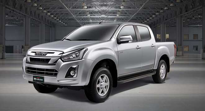 50 All New 2019 Isuzu Dmax Redesign with 2019 Isuzu Dmax