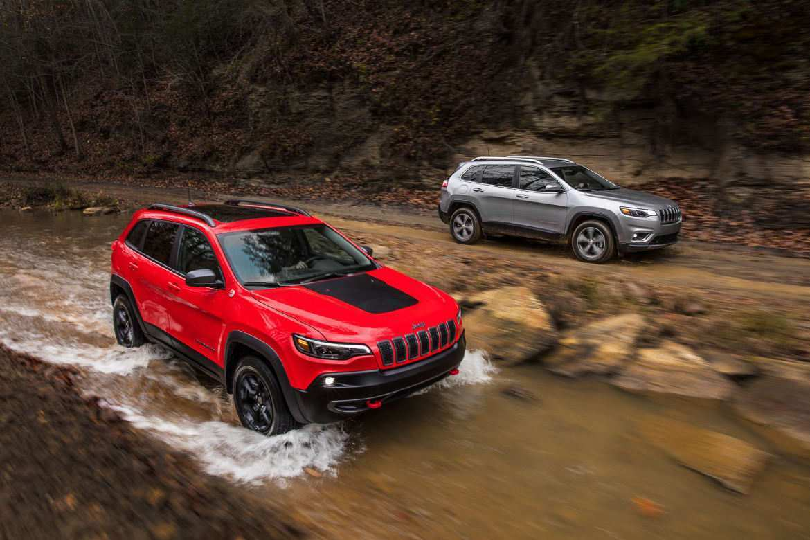 50 All New 2019 Jeep Cherokee Kl Ratings with 2019 Jeep Cherokee Kl