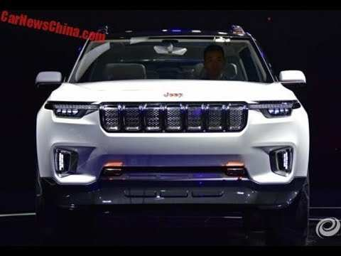 50 All New 2019 Jeep Yuntu Style with 2019 Jeep Yuntu