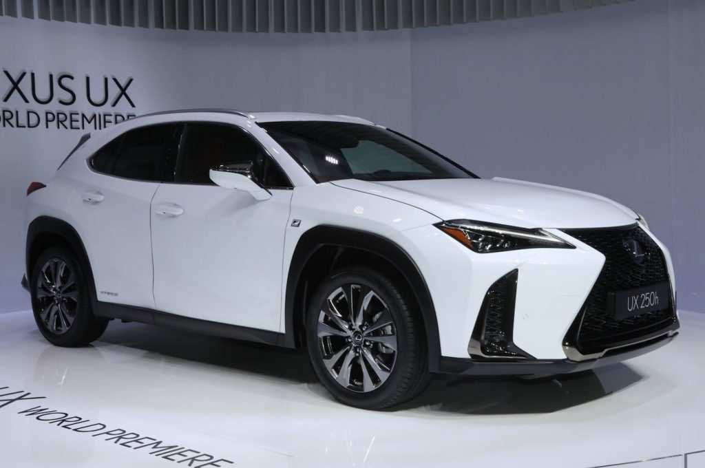 50 All New 2019 Lexus Minivan Price for 2019 Lexus Minivan