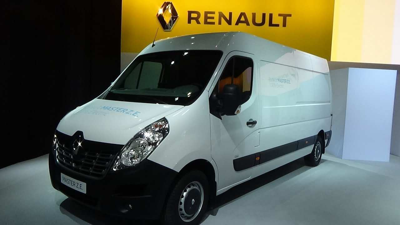 50 All New 2019 Renault Master Prices by 2019 Renault Master