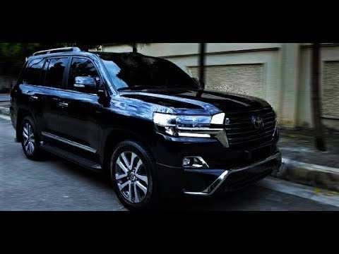 50 All New 2019 Toyota Land Cruiser 200 Redesign with 2019 Toyota Land Cruiser 200
