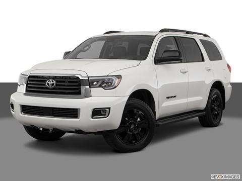 50 All New 2019 Toyota Sequoia Review Specs by 2019 Toyota Sequoia Review