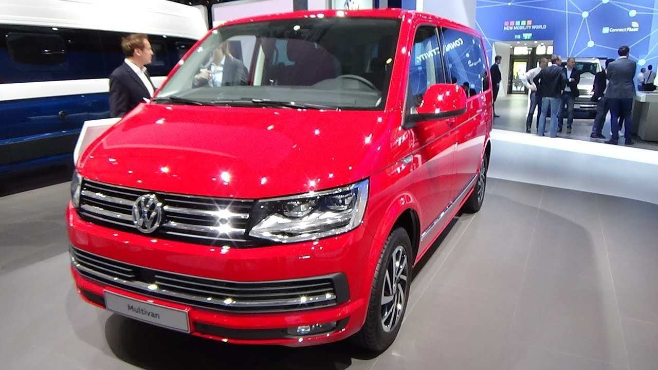 50 All New 2019 Vw Multivan Engine for 2019 Vw Multivan