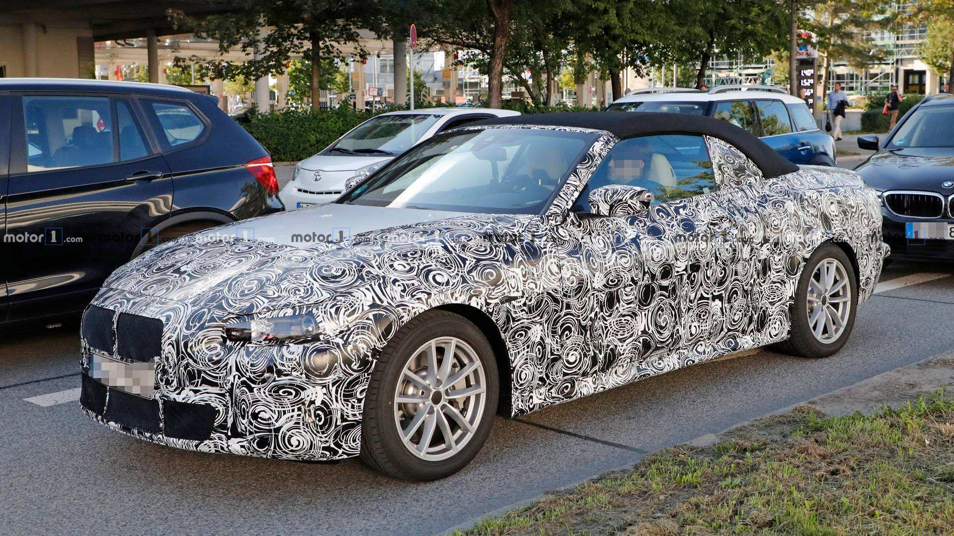 50 All New 2020 Bmw 4 Series Release Date Spy Shoot with 2020 Bmw 4 Series Release Date