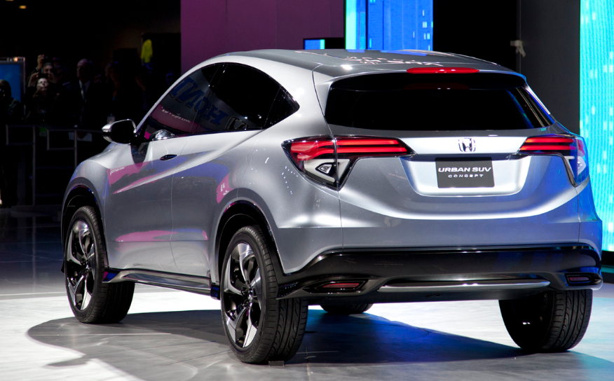 50 All New 2020 Honda Vezel Specs by 2020 Honda Vezel
