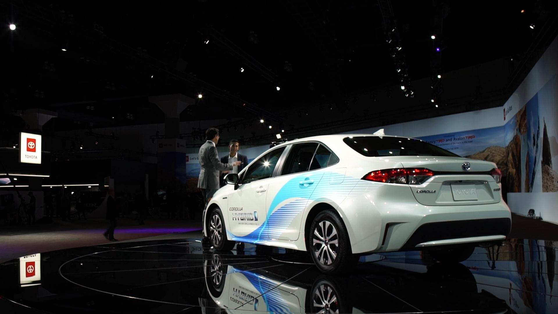 50 All New 2020 Toyota Corolla Redesign Engine for 2020 Toyota Corolla Redesign