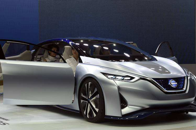 50 All New Nissan 2020 Electric Car New Review for Nissan 2020 Electric Car