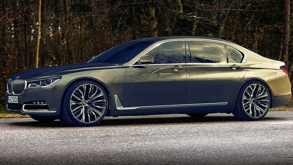 50 Best Review 2019 Bmw 7 Series Changes Rumors with 2019 Bmw 7 Series Changes